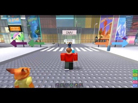 Roblox: Zootopia || Zootopia Adventure || Official Office-Hare Ears Prize!!