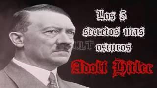 Los 5 más oscuros secretos de Adolf Hitler | Oculto #1 | Top 5