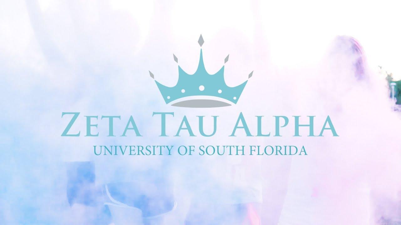 Zeta Tau Alpha | USF Recruitment 2017 - YouTube
