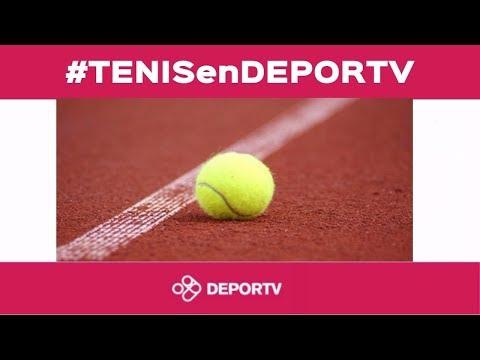 #TENISenDEPORTV - Casanova (ARG) vs Santos (BRA) - Final ITF Rosario Future 2017