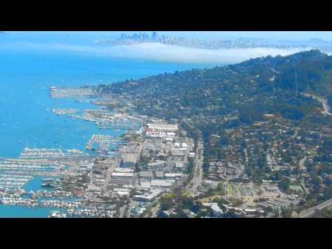 Seaplane tour of San Francisco