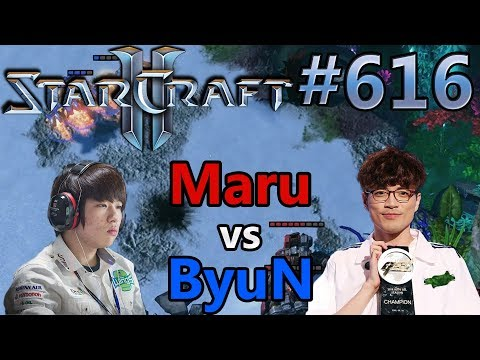 Maru (T) vs ByuN (T) | IEM Shanghai | Starcraft 2: Replay-Cast #616 [Deutsch]