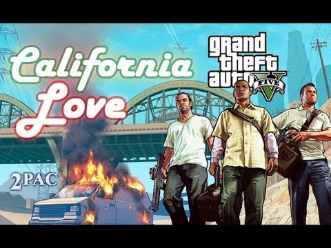 GTA V - California Love