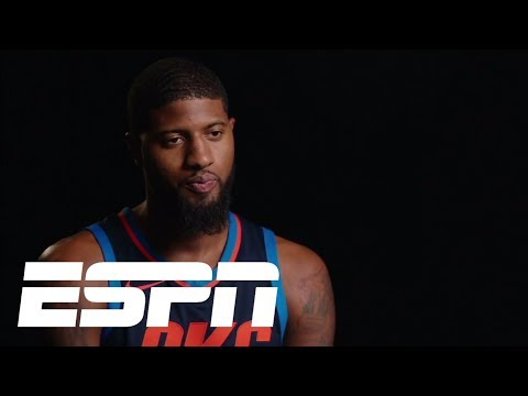 Paul George discusses his future with OKC | ESPN