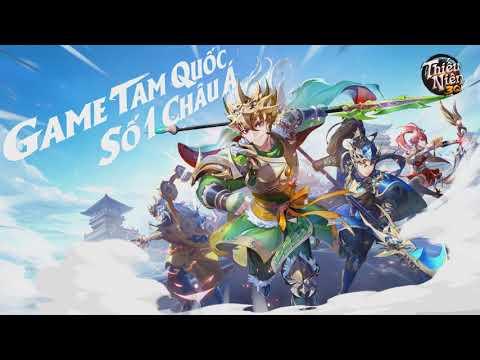 【THIẾU NIÊN 3Q VNG】Official Trailer | Game Tam Quốc Số 1 Châu Á | Sắp Ra Mắt