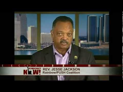 Rev. Jesse Jackson Honors the Late Civil Rights Stalwarts Fred Shuttlesworth & Derrick Bell