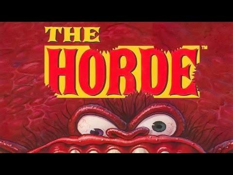 Sega Saturn - The Horde : Cutscene Theater