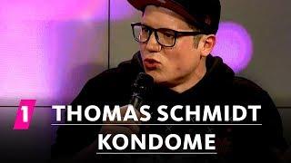 Thomas Schmidt geht Kondome kaufen