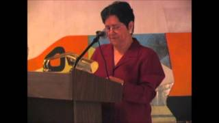 Delia Quiñonez habla sobre el poeta Julio Fausto Aguilera