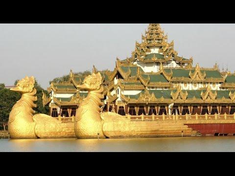 Top10 Recommended Hotels In Yangon, Myanmar