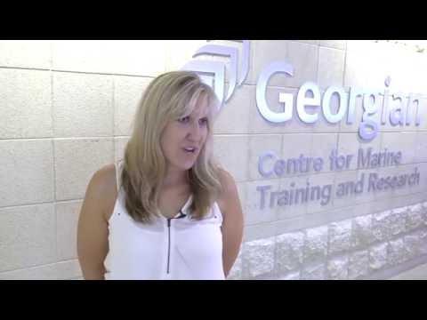 Countdown to grand opening of Georgian's new Marine Emergency Duties Training Centre