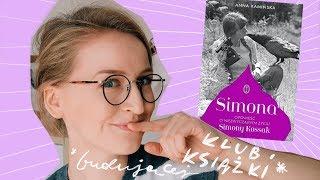 Simona Kossak - profesorka wśród saren? Klub Książki Budującej | Jola Szymańska