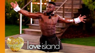 Our boys get down and dirty in a heart-raising challenge   Love Island Series 6