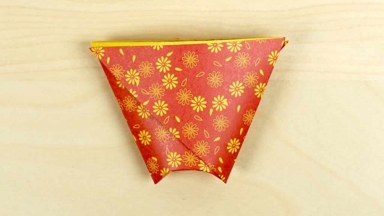1 Cup - Origami for Beginners - YouTube - photo#15