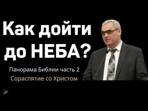 КАК ДОЙТИ ДО НЕБА  П.Н.Ситковский  МСЦ ЕХБ