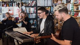 Скачать Alt J Tiny Desk Concert