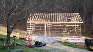 Pole Barn Building Process - Tam Lapp Construction Llc