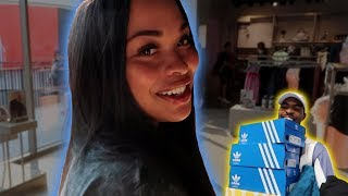WE WENT ON A CRAZY SHOPPING SPREE!!
