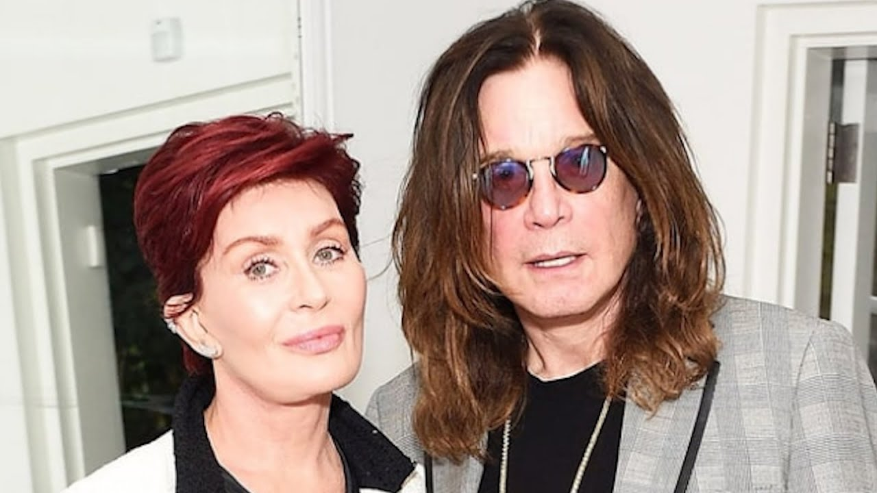 ozzy osbourne and sharon relationship