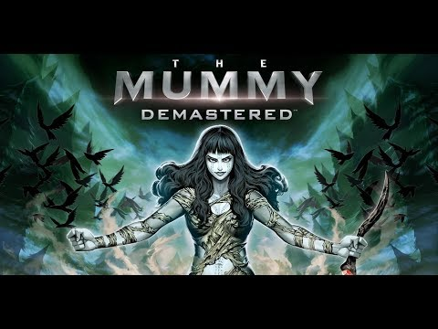 [MyPlays] The Mummy Demastered #5 - Platforming On Gears