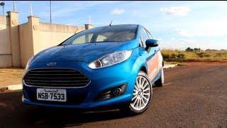 Avaliação Ford New Fiesta Titanium 1.6 powershift 2014 (Canal Top Speed)(Atentendo a inúmeros pedidos, mostramos e avaliamos de primeira mão como se comporta a versão topo de linha do New Fiesta, de nome Titanium, ela é bem ..., 2013-06-07T01:14:21.000Z)