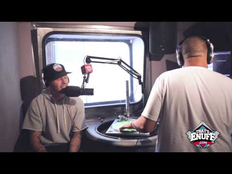 Chris webby drops by the hot box