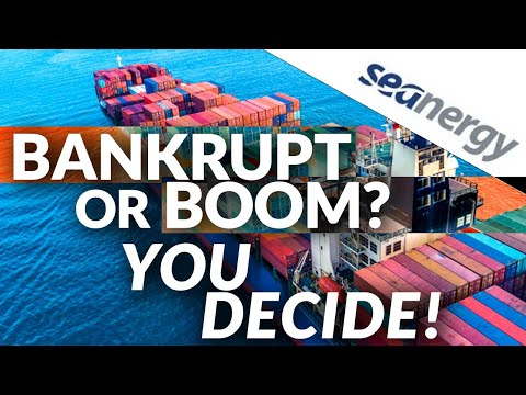 Seanergy Financial Stock Review: This stock is trading at a dirt cheap price: $SHIP