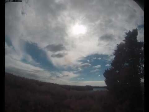 Cloud Camera 2016-10-11: Pasco Energy and Marine Center