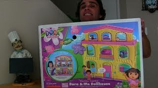 Dora And Me Dollhouse!