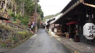 京都 嵯峨野の散策 Let's go around  Sagano, Kyoto.