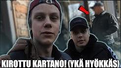 KIROTTU KARTANO! (ykä hyökkäs) ft mauton
