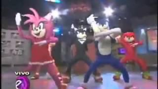 Sonic X Dance