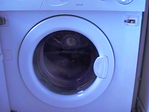 como centrifugar roupa na maquina
