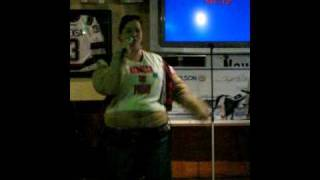 Redneck Woman- Gretchen Wilson (Karaoke by Jamie Curno)
