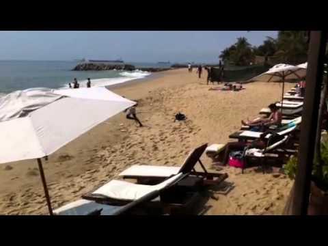 Miami Beach - Luanda, Angola