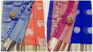 Latest Banarasi Silk Saree Collection | Banarasi Silk Saree Collections
