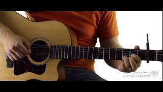 Say You Do - Guitar Lesson and Tutorial - Six String Country