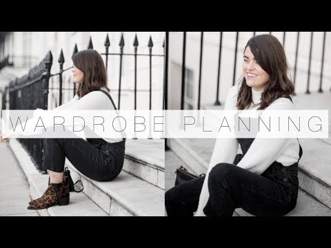 Winter Capsule Wardrobe | Part 1: Planning | The Anna Edit