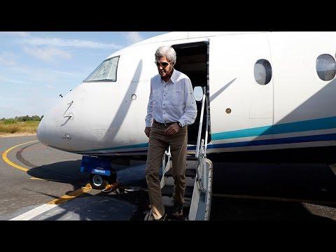 John Kerry's last visit as Secretary of State is to Vietnam