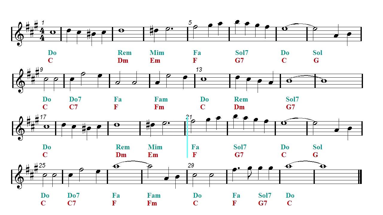 Play along white christmas christmas song eb sheet music play along white christmas christmas song eb sheet music guitar chords hexwebz Choice Image