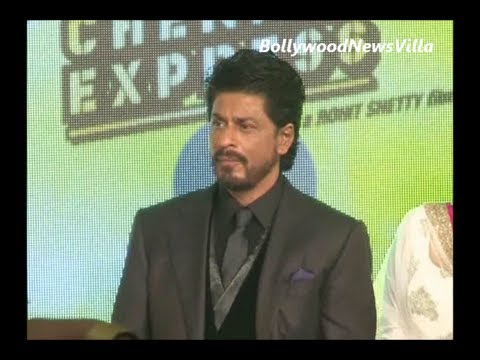 shahrukh khan - dont under estimate the power of a common man.