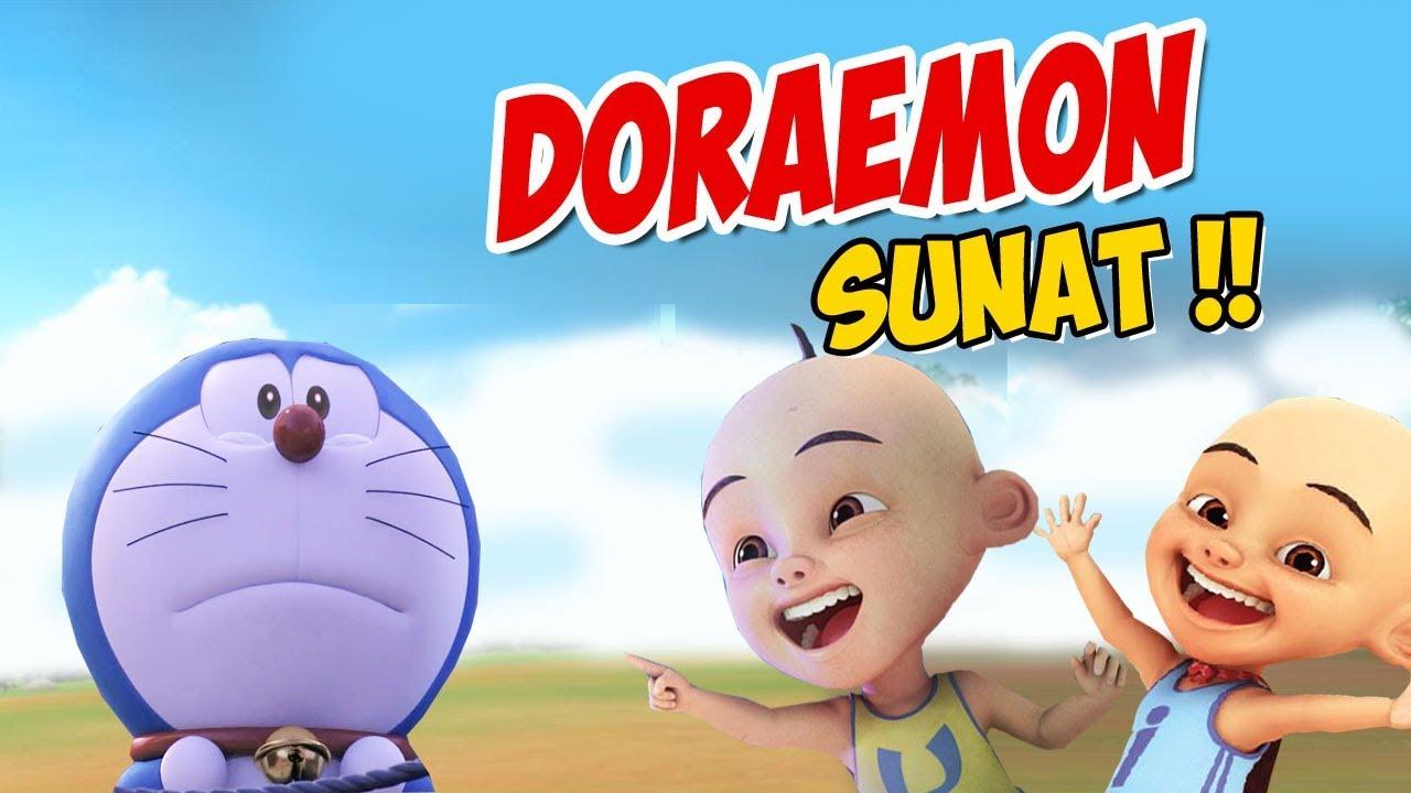 Doraemon Sunat Upin Ipin Senang GTA Lucu