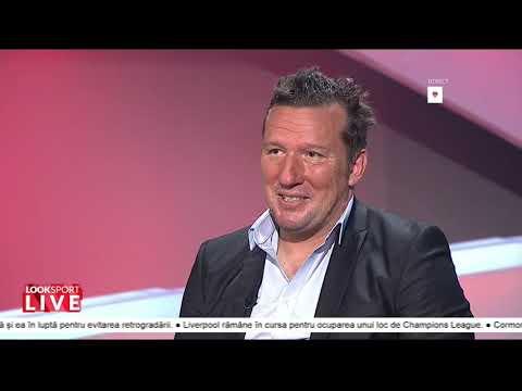 Victoras Iacob, Valeriu Iftime și Dumitru Dragomir, la Look Sport LIVE - 17 mai 2021