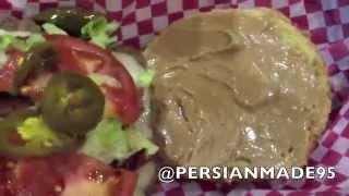 #kliq30 The Peanut Butter Bacon Cheeseburger With Wwe4experience @persianmade95