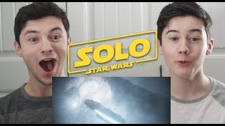 Solo: A Star Wars Story Teaser   Our Reaction