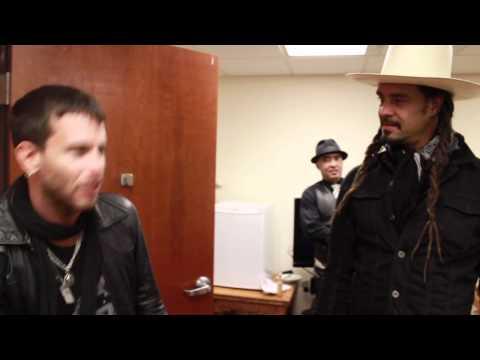 Michael Franti, FrantiV: Santana Jam, El Paso, TX (9.20.11)
