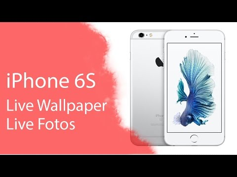 iPhone 6S & 6S Plus - Live Wallpapers & Fotos deutsch