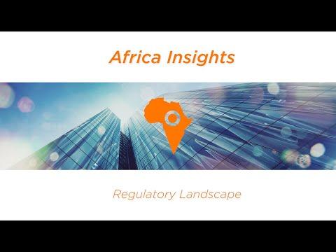 Africa Insights: Regulatory Landscape | Webber Wentzel