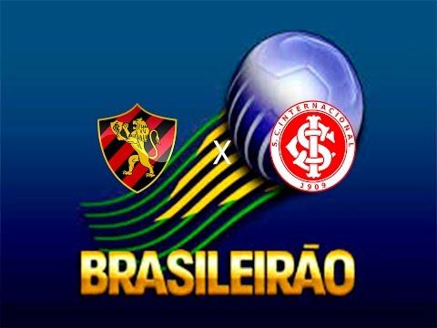 Sport 1x1 Internacional - GOLS E MELHORES MOMENTOS - BRASILEIRÃO 2016 - 28/08/16