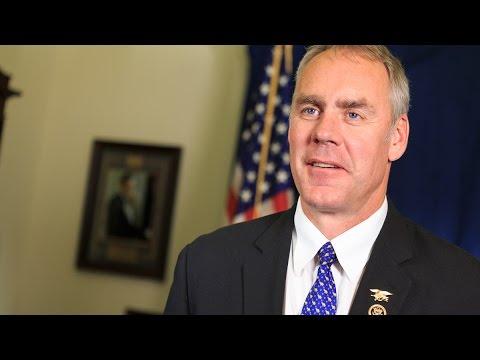 Weekly Republican Address: Rep. Ryan Zinke (R-MT)